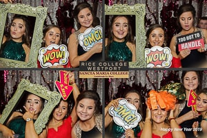 Hamper 3 2 1 | Check your Date Live online | Frans Photo Booth Services Ireland