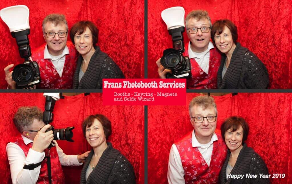 Quad Booth | Check your Date Live online | Frans Photo Booth Services Ireland