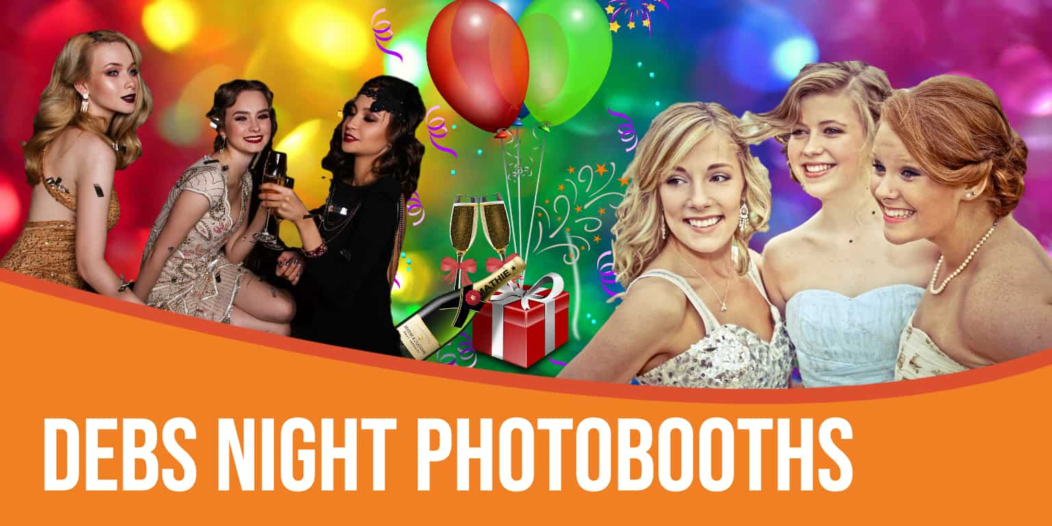 DebsNightPhotobooth1 117655941 | Social Media Showcase | Web Development and Support Services