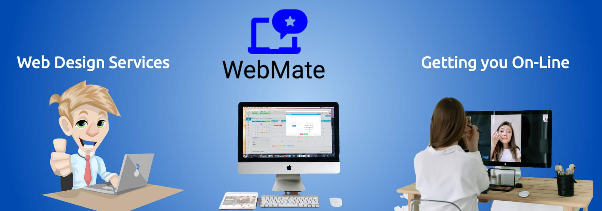 WebMateBanner 1 | Home-Baile | Web Development and Support Services