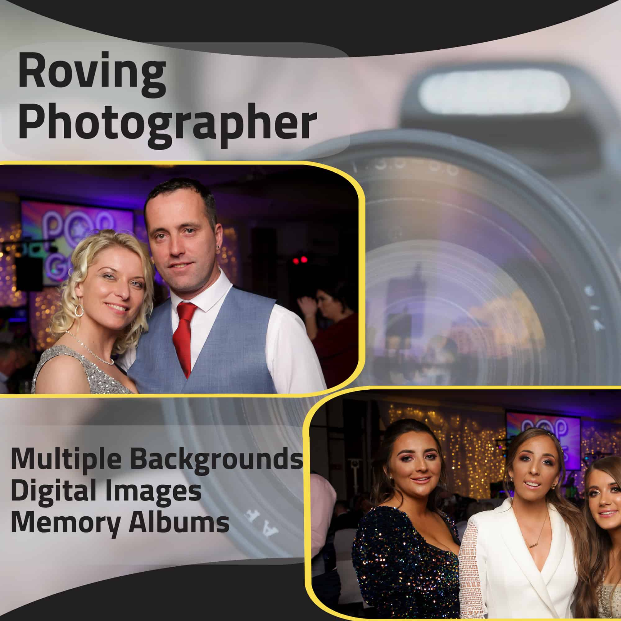 RovingPhotographer | Social Media Showcase | Web Development and Support Services
