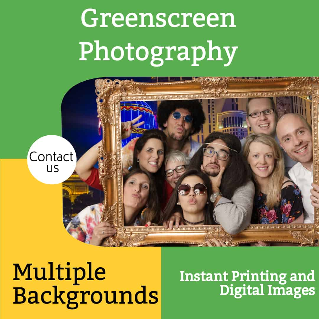 Greenscreen Square | Social Media Showcase | Web Development and Support Services