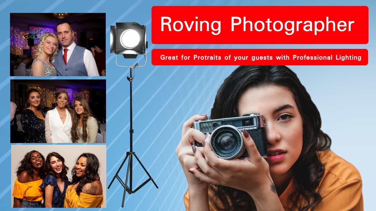 Roving Photographer Service