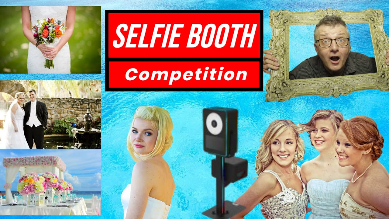 Win a Photobooth Competition